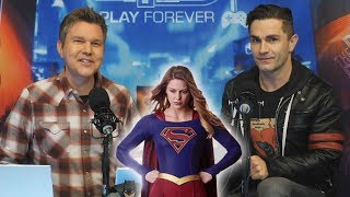 Sam Witwer on Joining the Cast of Supergirl - Electric Playground