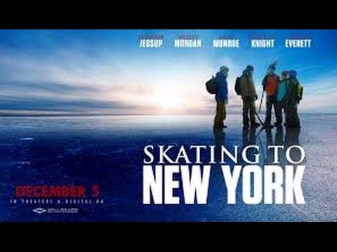 Skating To New York 2014 with Wesley Morgan, Gage Munroe, Connor Jessup Movie