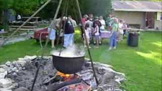 2008 Ojibwa Corn Roast and Horse Shoe Tournament