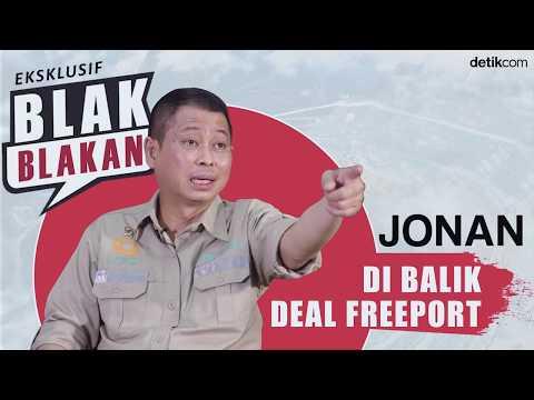 Jonan Blak-blakan di Balik Deal Freeport