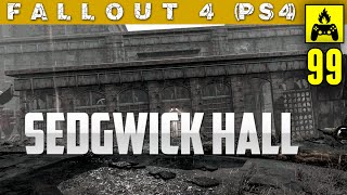 Let's Play Fallout 4 E99 - Sedgwick Hall