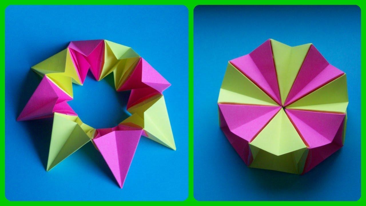 Как сделать бумажную игрушку