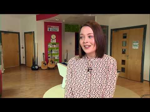 Teenage Cancer Trust launch new nurse programme - STV News report