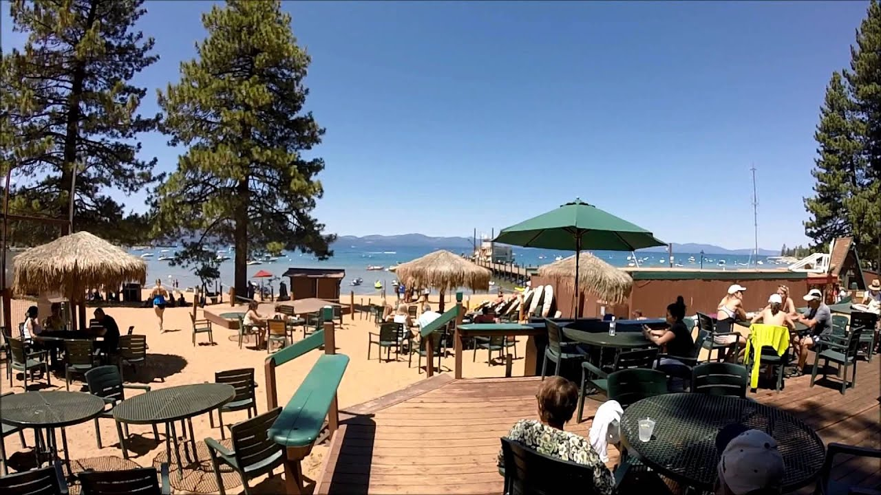 Quick Tour Of Zephyr Cove Resort Lake Tahoe Youtube