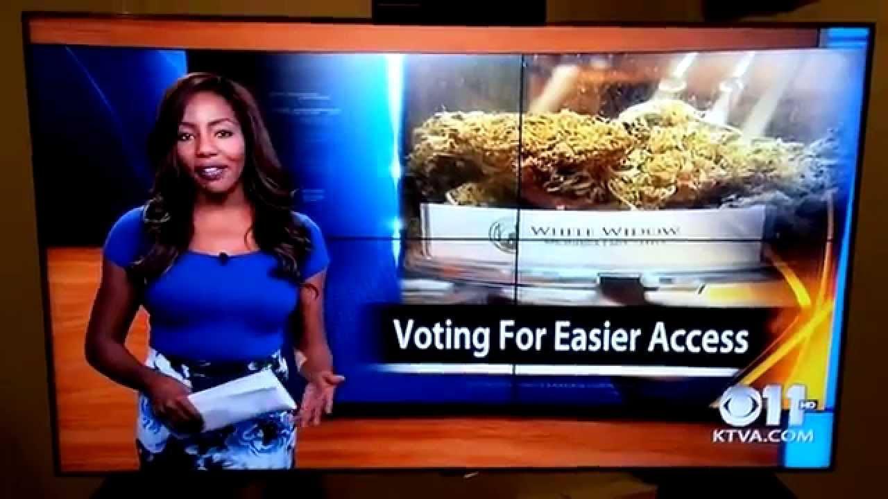 News anchor fucked on air