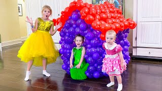 Five Kids New House Song More Childrens Songs And Videos