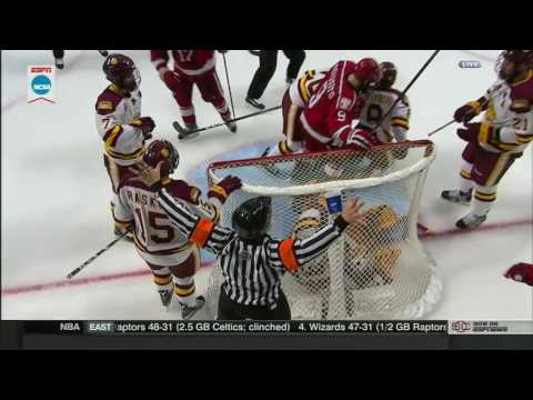 Recap: Men's Hockey vs. Minnesota Duluth