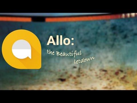 Google Allo - Where's SMS?