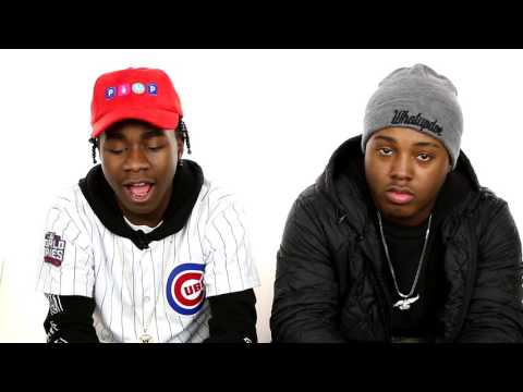 Zay Hilfigerrr & Zayion McCall Reveals Origin Of...