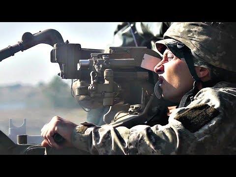 Ukraine Soldiers Fire ZU-23 Anti-aircraft Gun – This Soviet-era Weapon Is Never Going Away
