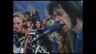 CSNY- down by the river