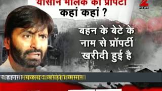 Shocking property revelations of Kashmiri separatist leaders
