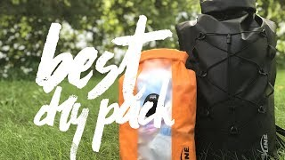 How TO Keep Your Gear Dry | SealLine Bigfork Dry Daypack