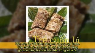 Huế: những món ăn đặc trưng ngày tết