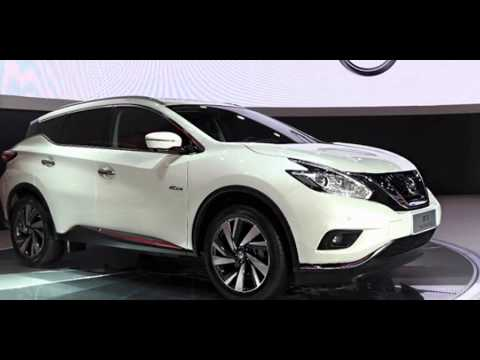 2016 Nissan Murano Suv Luxury Car All New