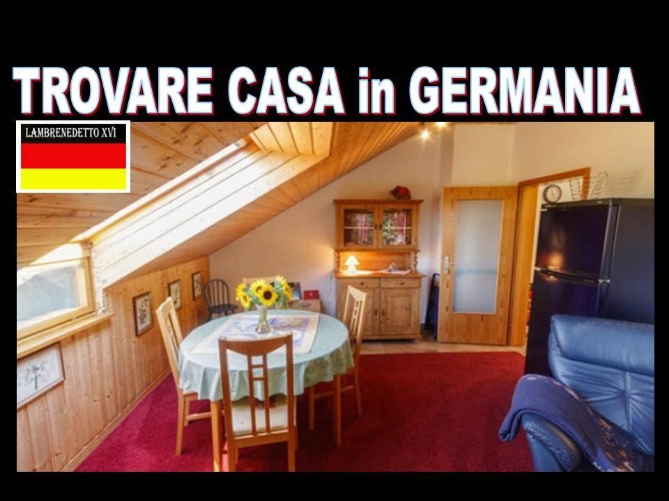 Come trovare casa e un primo alloggio in germania youtube - Casa in germania ...