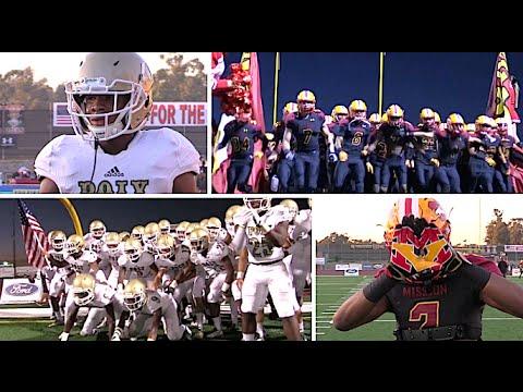 HSFB California : Mission Viejo vs Long Beach Poly - UTR Highlight Mix 2016