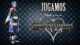 Hands On - Kingdom Hearts HD 1.5 + 2.5 Remix