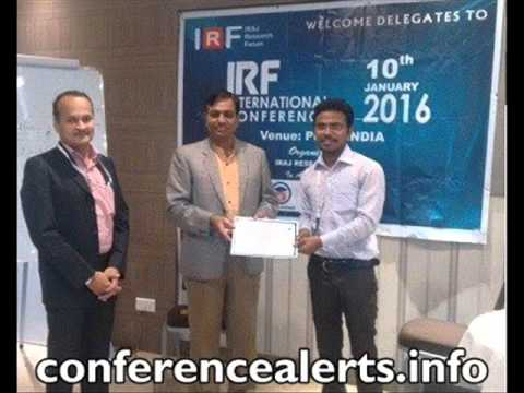 Conference alerts in India 2016   Conference alerts India   Conferences in  India