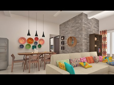 Furdo Home Interior Design Themes : Plush | 3D Walk-through | Bangalore
