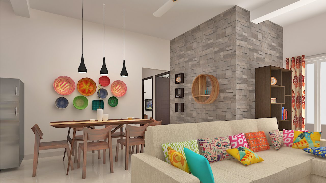 Furdo Home Interior Design Themes : Plush | 3D Walk Through | Bangalore
