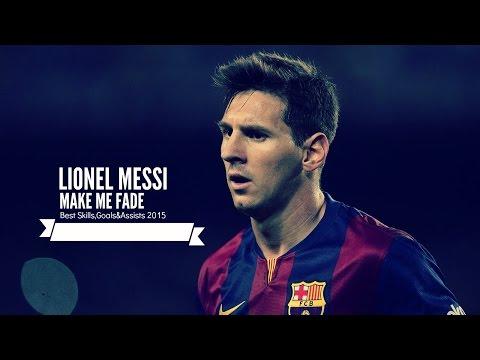 Lionel Messi | Make Me Fade | HD