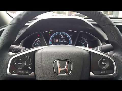 2016 Honda Civic Interior Presentation