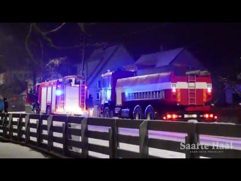 Hariduse 23 tulekahju, Kuressaare