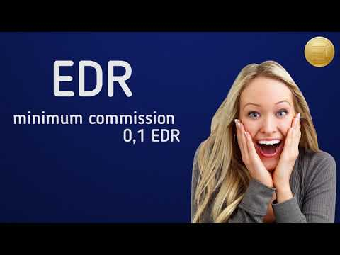 E-Dinar Coin Cryptocurrency / The future of financial system.