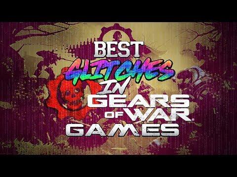 BEST GLITCHES IN GEARS OF WAR GAMES!