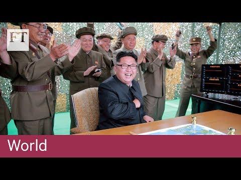 N Korea missile puts Japan on alert   World