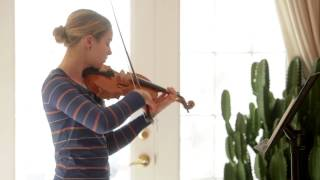 american authors best day of my life violin cover