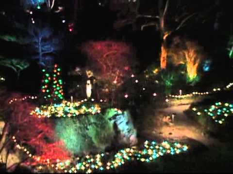 12 days of christmas at butchart gardens victoria bc youtube - What time does victoria gardens close ...