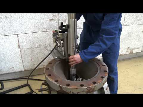 Orbit Valve Grinding And Lapping Machine.mov