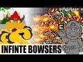 Infinite Bowsers Glitch in Super Mario M