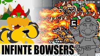 In Super Mario Maker Bowser is probably the most dangerous enemy. S...