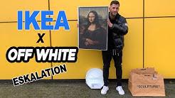 IKEA x OFF WHITE | Eskalation pur | Live Release | Vlog | Kosta Williams