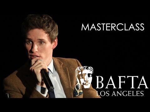 Masterclass: Eddie Redmayne