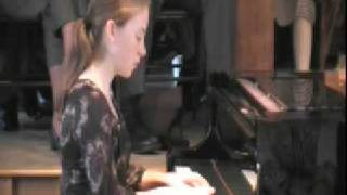 Lana, 13 Mozart  Piano Concerto in La Major, 1st Movement K 414