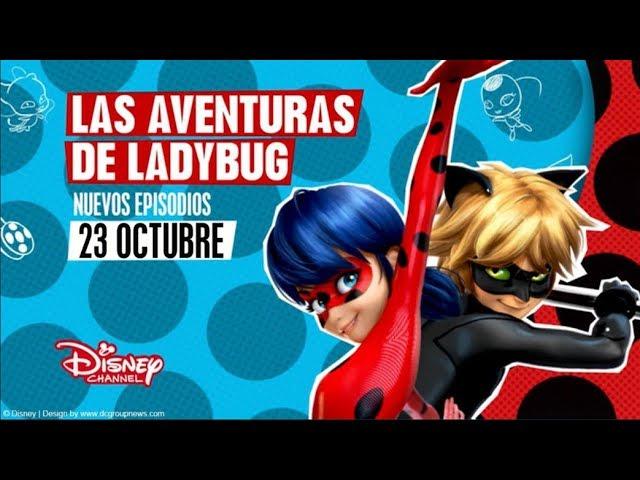 Ladybug temporada 3