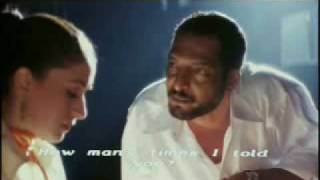Best Hindi Film Songs  Dialogues 3- Nana Patekar, Wajood