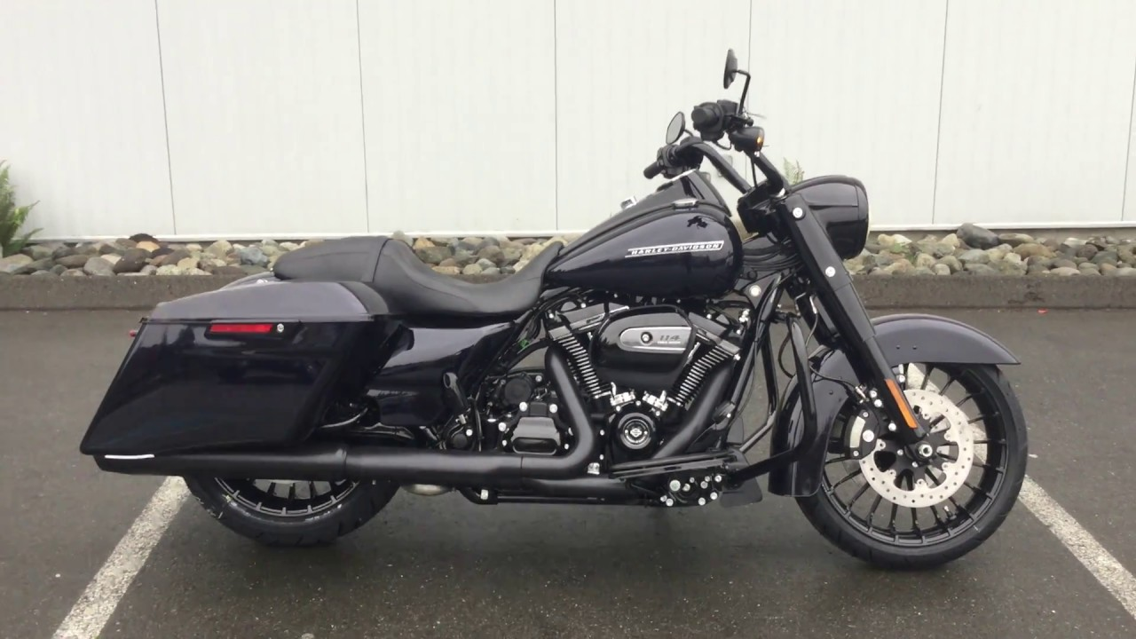 2019 Harley-Davidson FLHRXS Road King Special - YouTube