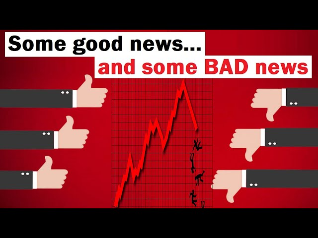 Some Good News... Some BAD News | A Bottom for This Hated Market?