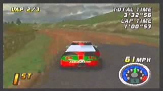 Top Gear Rally N64: Mountain