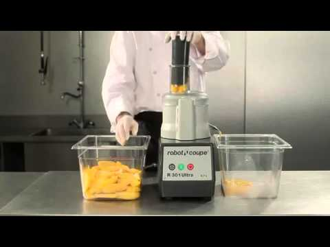 Robot coupe r301 ultra youtube - Robot coupe r301 occasion ...