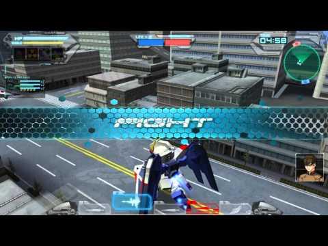 SD Gundam Online - Freedom Gundam (HiMAT Mode) [SDGO/BerserkD]