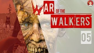 War of the Walkers [05] 7DtD ► Как спастись от стаи собак? БЕГИИИИИиии!!!!!