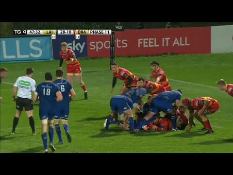 Guinness PRO14 Round 9 Highlights: Leinster Rugby vs Dragons