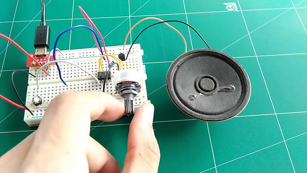 Four Tone Siren Electronics Projects And Circuit Made Easy