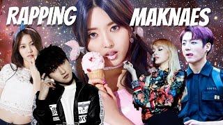 Baixar Rapping Kpop Maknaes
